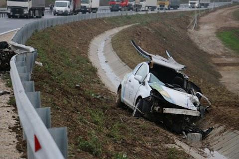 Halálos baleset történt a 67-es főúton Somogyaszalónál