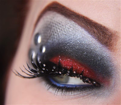 Eye Makeup Styles Avengers Eye Makeup For Thor