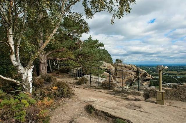 Hawkstone Historic Park Shropshire (England)