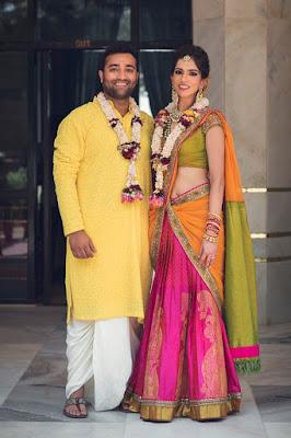 Nishka Lulla and Dhruv Mehra