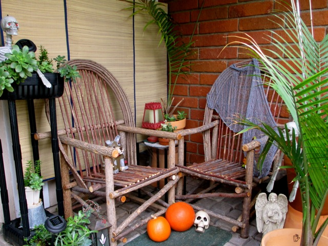 Keep Calm and Craft On: Easy Panel Privacy Screen Project ... on Simple Outdoor Living id=27765