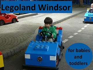 Legoland Windsor with babies and toddlers