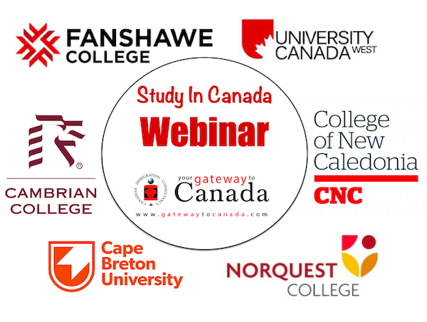 Webinar: Immigrate to Canada via Student Visa Pathway