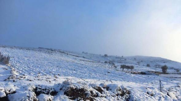 Δύο μέτρα το χιόνι στον Ομαλό Χανίων - ΒΙΝΤΕΟ – ΦΩΤΟ