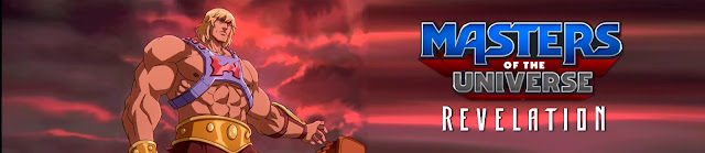 Masters of the Universe: Revelation muestra su espectacular primer trailer.