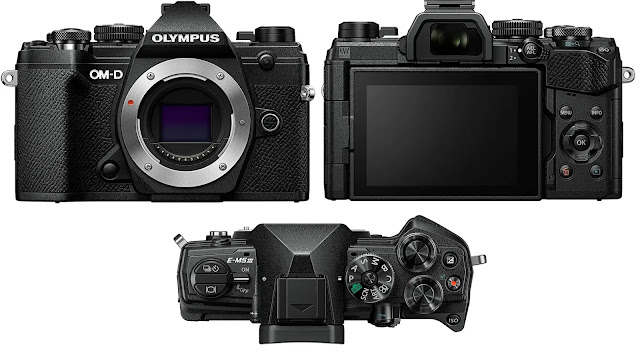 Olympus OM-D E-M5 III Review
