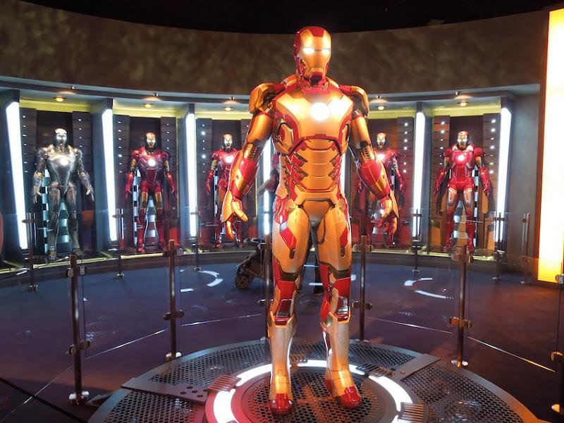Iron Man Mark 42 suit