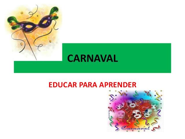 o que é carnaval