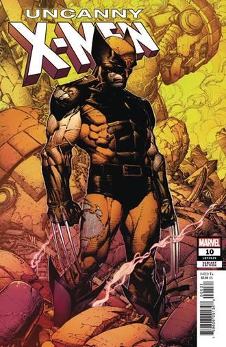 Traje actual de Wolverine