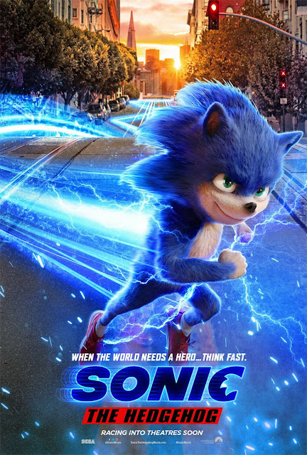Sonic the hedgehog movie review and trailer