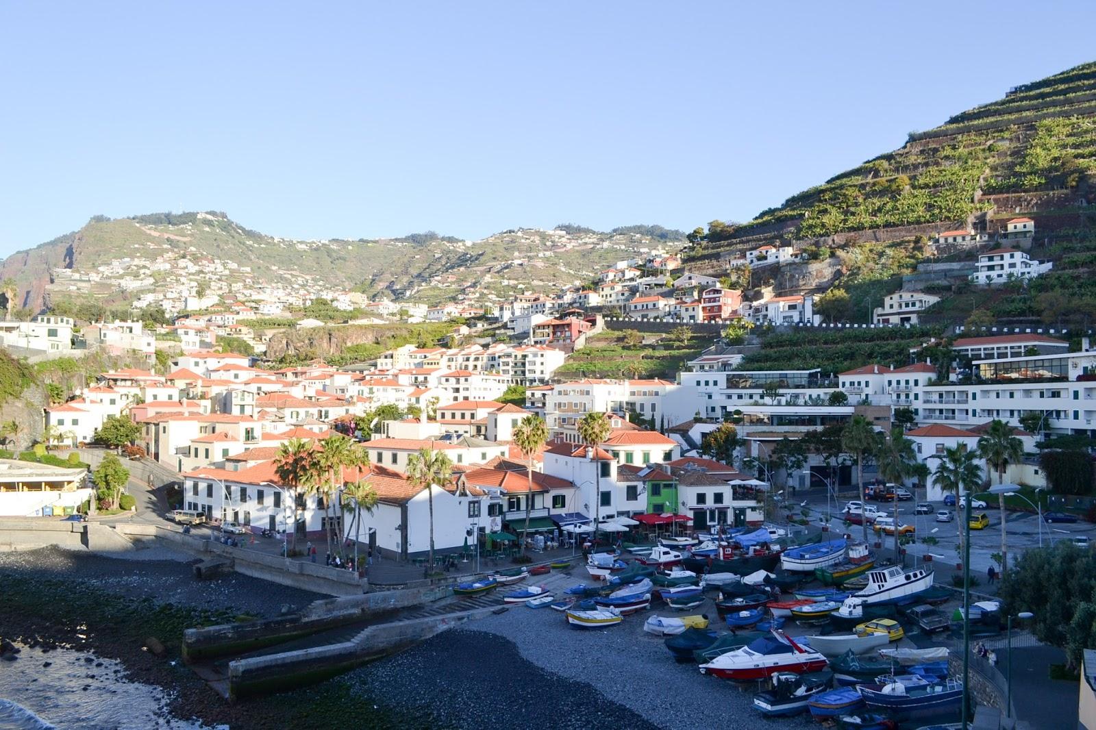 Câmara de Lobos, Madeira, Portugal