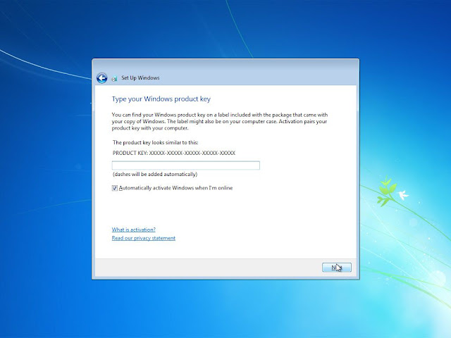 Cara Menginstal Windows 7 pada Laptop / Komputer