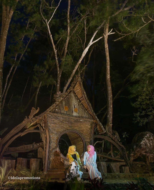 HTM Wisata Malam Seribu Batu Songgo Langit