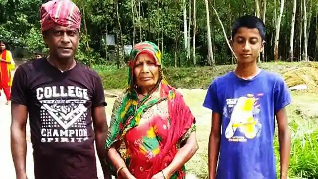 উল্লাপাড়ায় করতোয়ায় ভেসে যাওয়া ৭০ বছর বয়সী নারীকে উদ্ধার