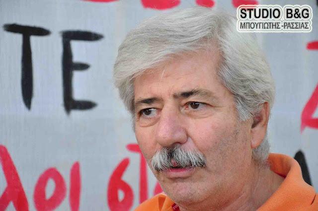 Συλλυπητήριο μήνυμα του συμβουλίου της Δ.Κ. Ναυπλίου για τον θάνατο του Π.Οικονομόπουλου