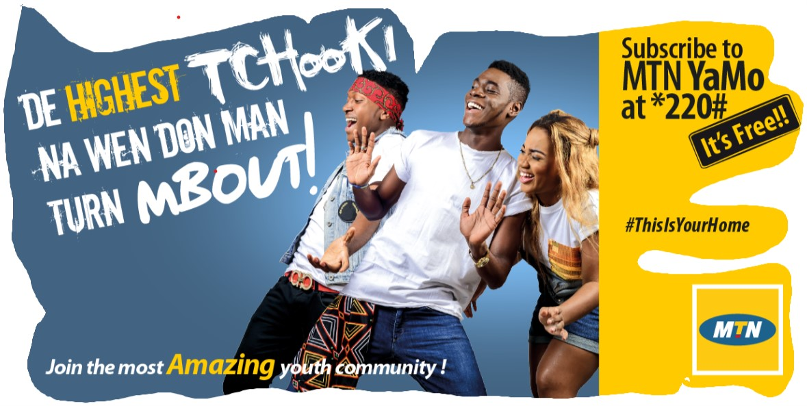 MTN Yamo: Grab your 2GB 4G Internet bundle for only 200Frs