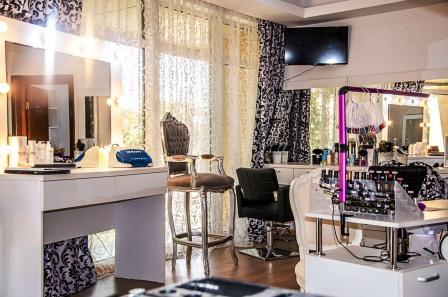 salon de înfrumusețare