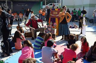Ação social B.A.S.E. S movimentou a Praça Olímpica no fim de semana