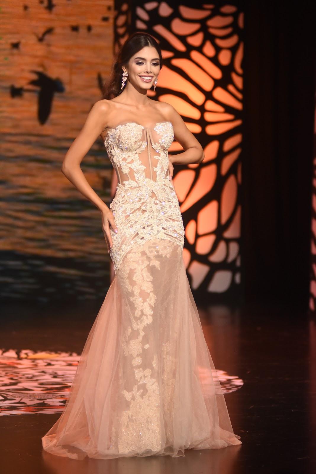 Señorita Colombia 2019 Al Fin Ganó La Del Vestido De Color
