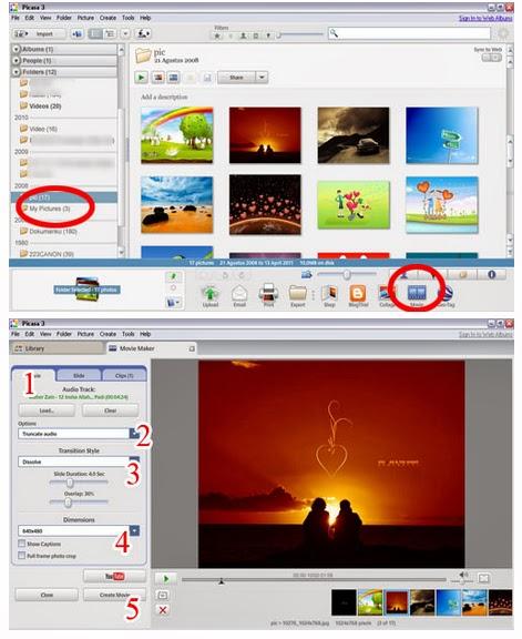 Cara Edit Foto Menjadi Video Dengan Mudah dan Cepat
