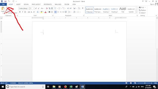 Cara Memproteksi Excel dan Word 2013
