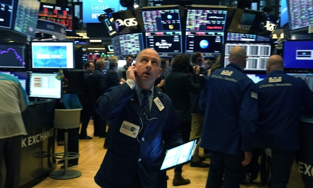 US Fed injects $1.5tn to markets as Dow and FTSE suffer worst day since 1987 - MW