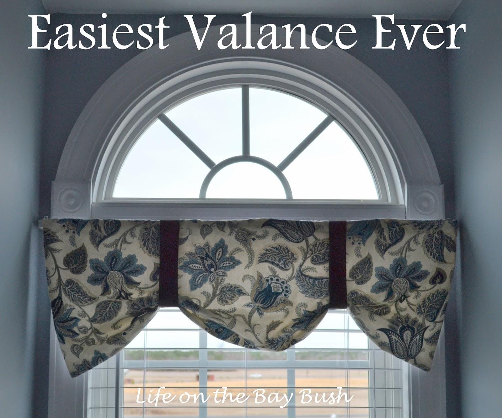 Easy Valance