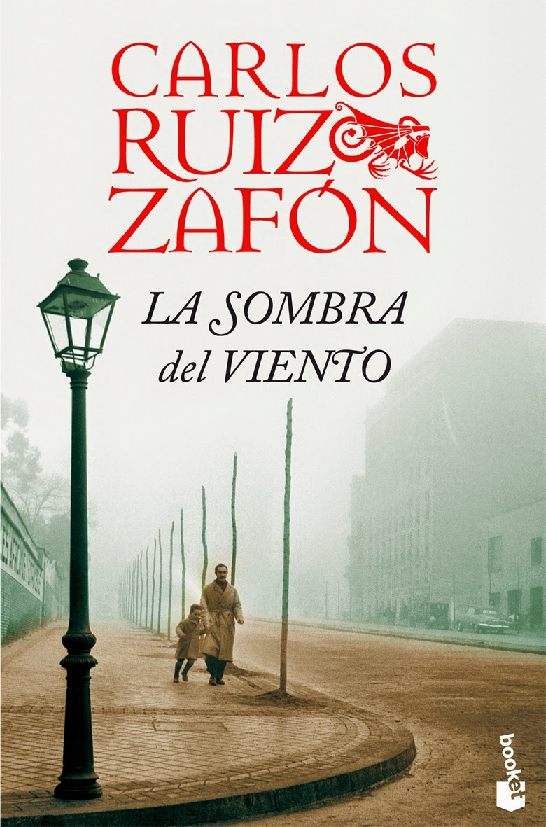 El Cementerio De Los Libros Olvidados I: La Sombra Del Viento, de Carlos Ruíz Zafón