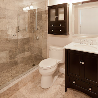 Calculation of cost to remodel bathroom