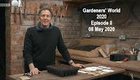 Gardeners' World 2020 Episode 8 08 May 2020