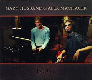 Gary Husband & Alex Machacek - 2013 - Now