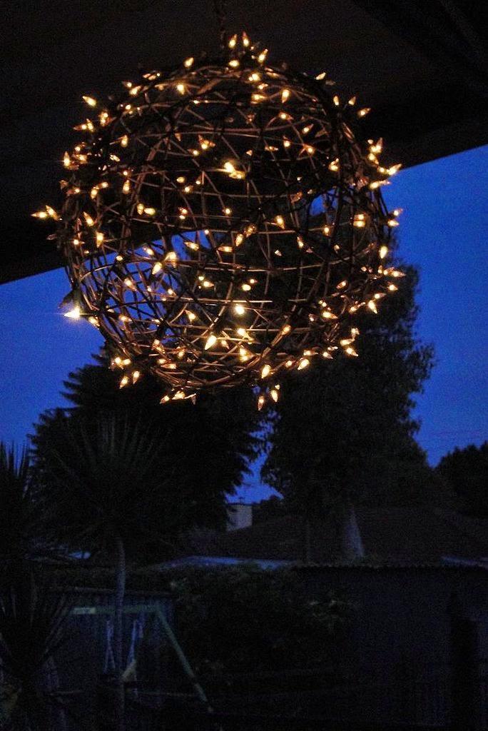 Lightshare: How Do You Use Christmas Lights for Home Decor ...
