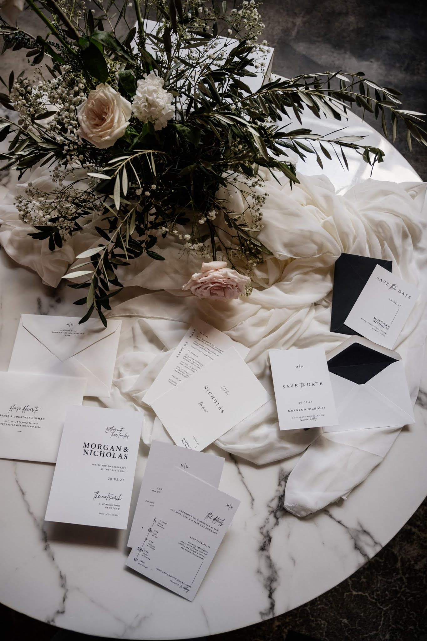 evernew photography brisbane weddings venue florals groom and groom styling