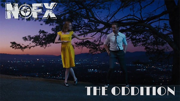 """NOFX release video for new song """"The Oddition"""""""