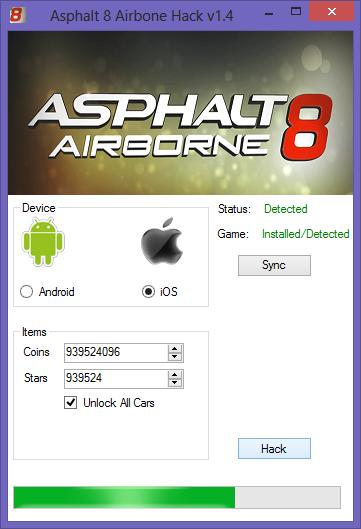 Asphalt Airborne Cheats
