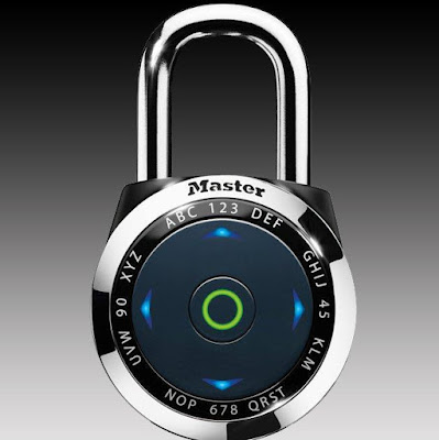 Smart Padlocks for You - Mastercraft dialSpeed Electronic Padlock