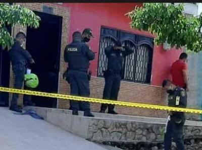 ASESINARON a venezolana EMBARAZADA