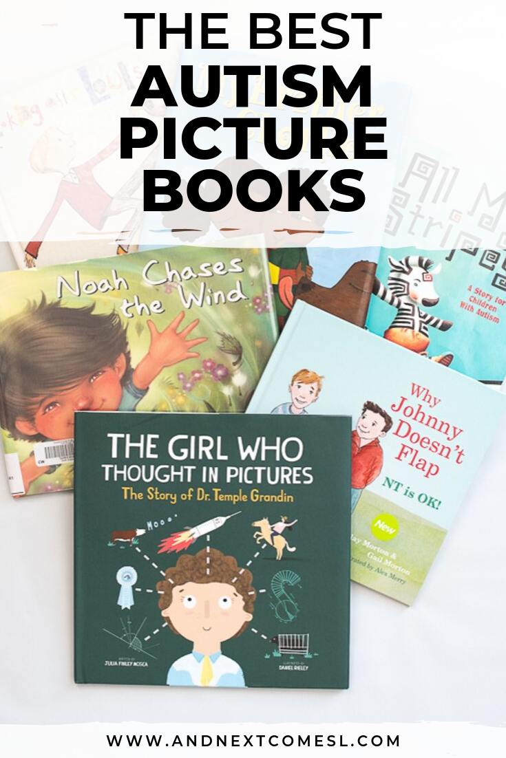 The best autism picture books for kids