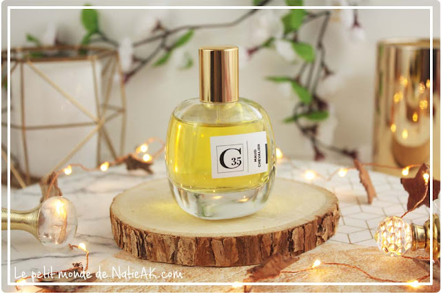 parfum de niche haut de gamme corpo 35