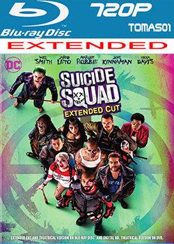 Escuadrón suicida (EXTENDED) (2016) BRRip 720p / BDRip m720p