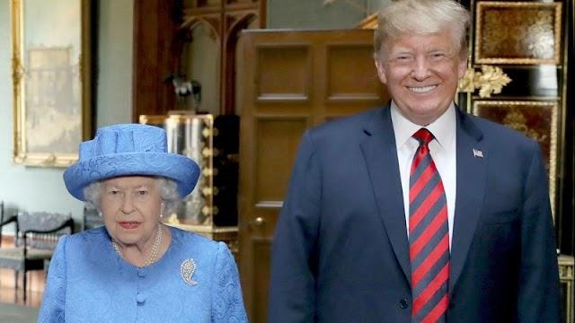 II. Erzsébet királynő lánya nem szeretett volna egy légtérben lenni Donald Trumppal a NATO-csúcson 📺