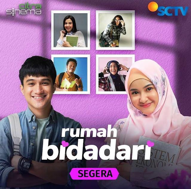 Nama dan Biodata Pemain Sinetron Rumah Bidadari SCTV 2021 Lengkap