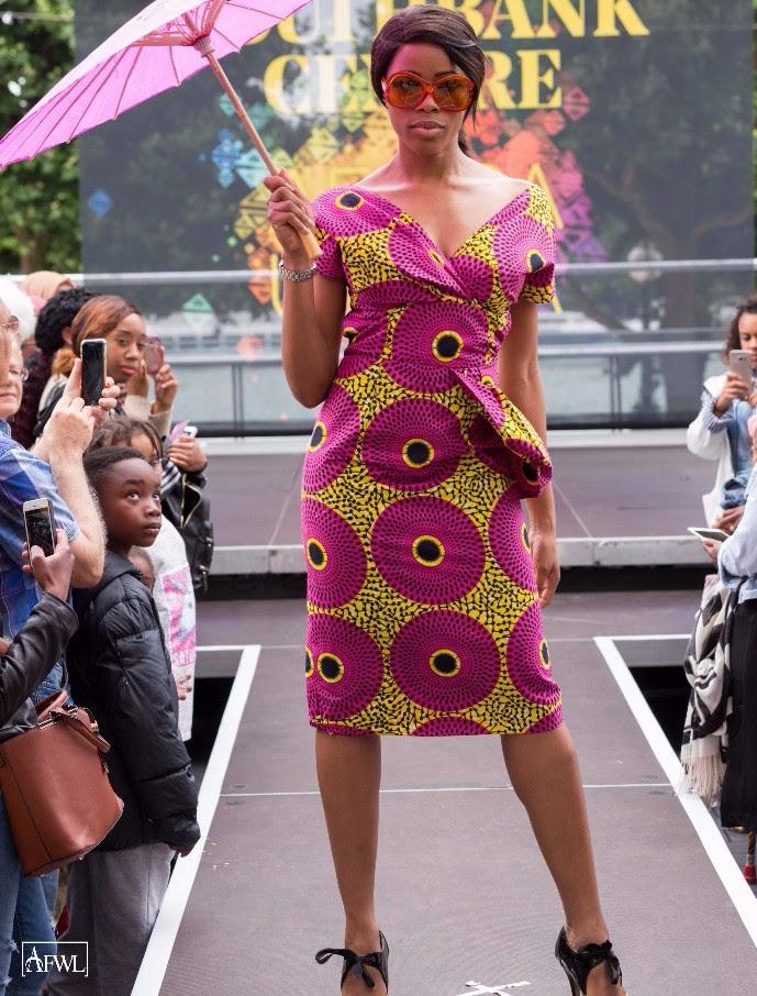 Afwl2017 Africa Fashion Week London 2017 Designers Shine At Africa Utopia Photos 9jafrikfashion