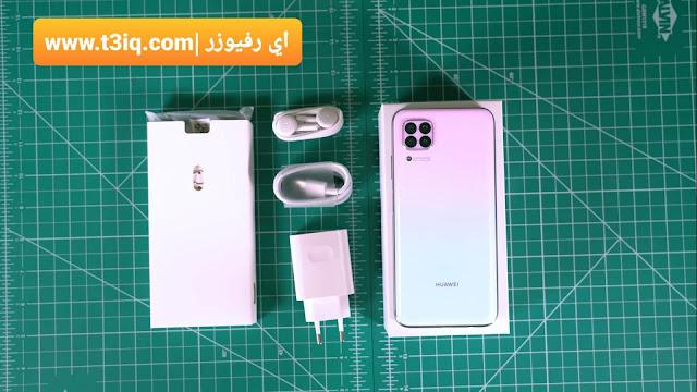 مراجعة Huawei nova 7i