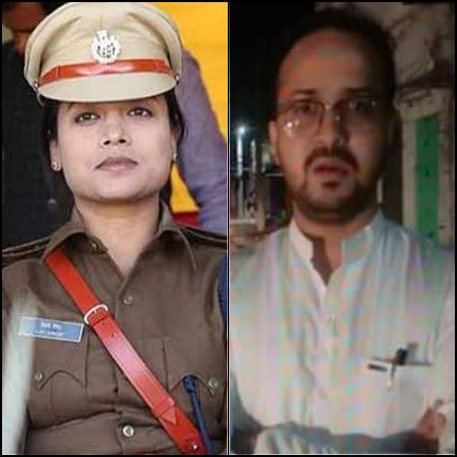 SP Lipi Singh & DM Rajesh Mina Munger