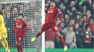 Oxlade-Chamberlain Hits Winner for Liverpool