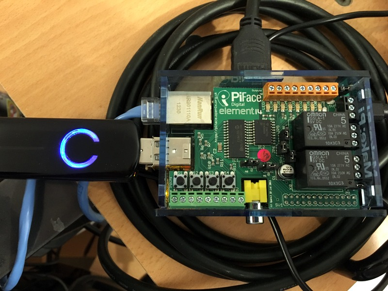 Rasberry Pi, Z-Wave and Domoticz: Setup Part 2