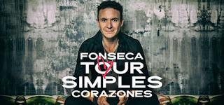 """Concierto de FONSECA """"Simples Corazones Tour"""" en Bogotá"""