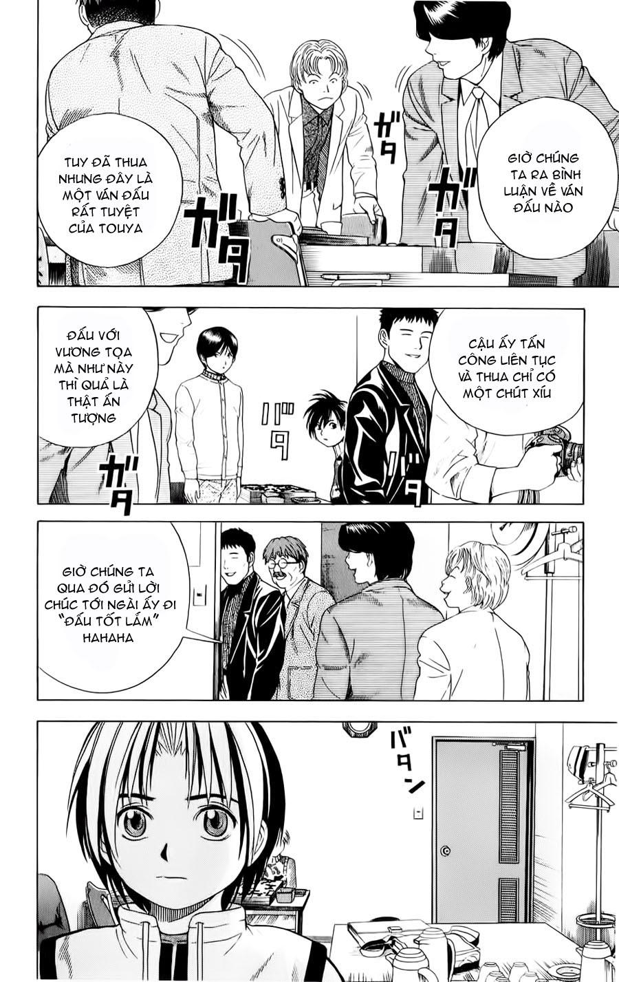 Hikaru No Go hikaru no go chap 50 trang 11