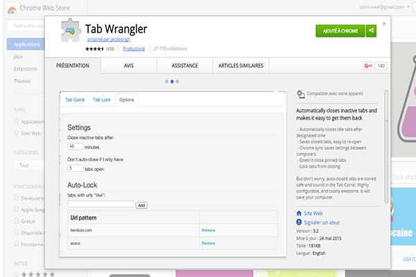 اليك أفضل اضافة يمكنك تثبيتها على جوجل كروم من أجل تسريعه و التخلص من التشنجات